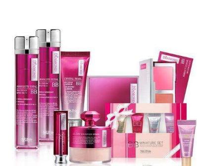 康颜化妆品加盟图片