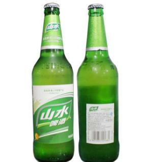 山水啤酒加盟图片