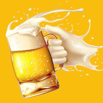 花河啤酒加盟图片