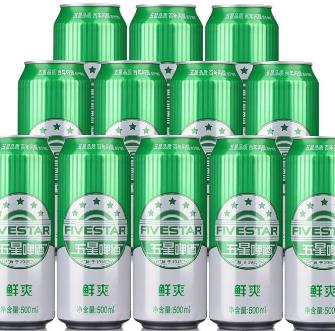 五星啤酒加盟图片