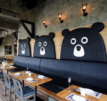 泰迪之家主题餐厅