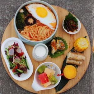 素緣素食餐廳
