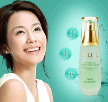赛莱拉化妆品加盟图片