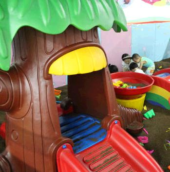 奇乐儿儿童乐园迪威尔乐园加盟