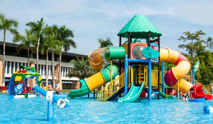 海星宝宝水上儿童乐园加盟