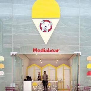 麦迪熊冰淇淋加盟