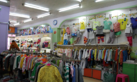 开童装店效益怎么样