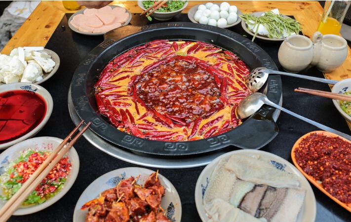 重庆火锅店加盟费