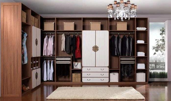 大型衣柜设计效果图