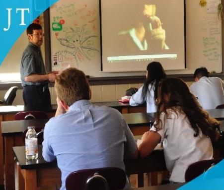 JT学术英语加盟图片