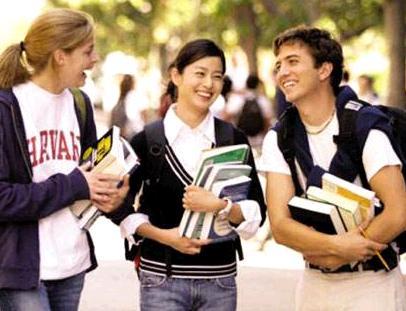 越扬留学加盟图片