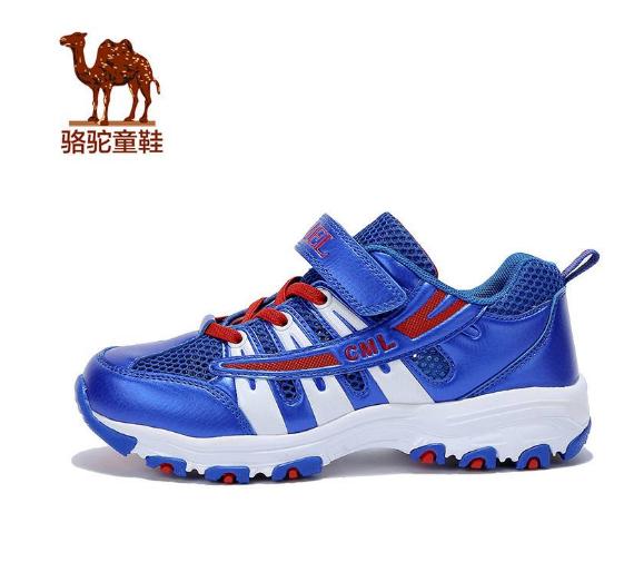 骆驼童鞋加盟图片