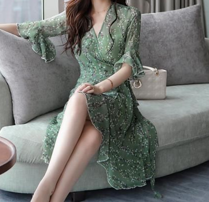 韩装女装加盟图片