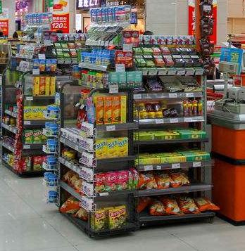 联合一百超市加盟图片