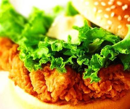 麦德姆汉堡炸鸡