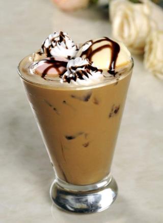 淮香源奶茶加盟图片