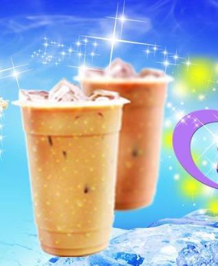 米欧克奶茶加盟图片