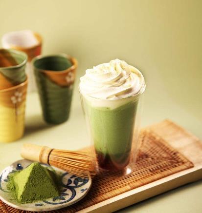 乐而美奶茶加盟图片