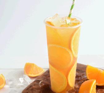 欧页奶茶加盟图片