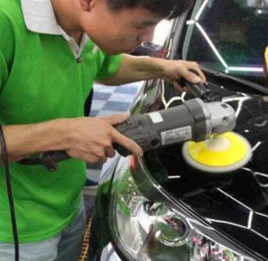 e易洁汽车美容加盟图片