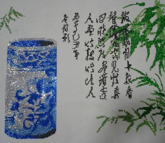 華美鉆石畫