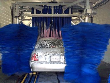 欧德巴斯汽车美容加盟图片