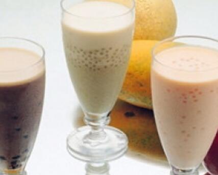 港仔奶茶加盟图片