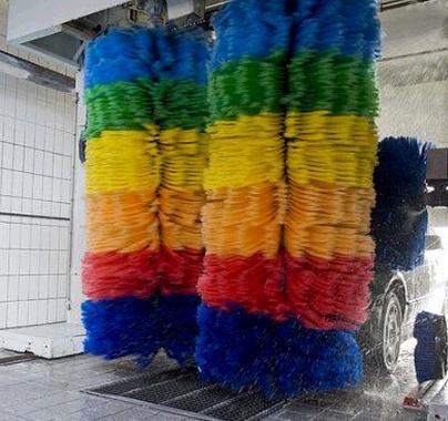 洗车人家汽车美容加盟案例图片