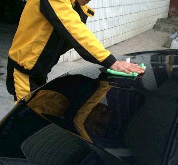 西尼尔汽车美容连锁加盟实例图片