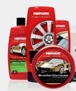 mothers汽车美容加盟图片