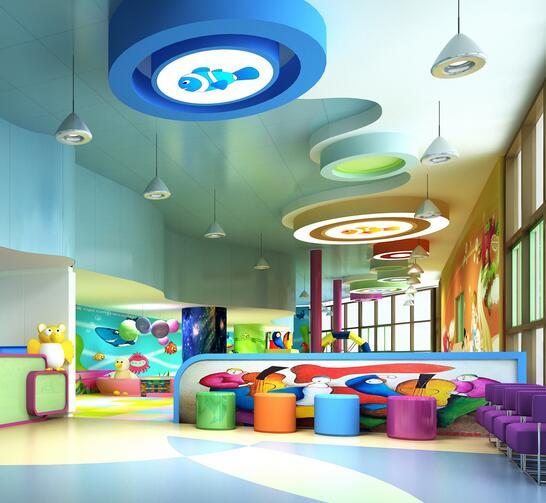 童色儿童乐园加盟图片