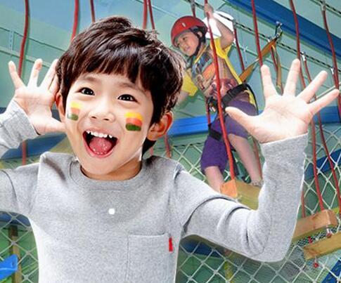 童色儿童乐园加盟实例图片