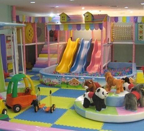 津澳儿童乐园加盟图片