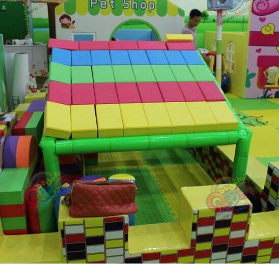 贝多乐儿童乐园加盟图片