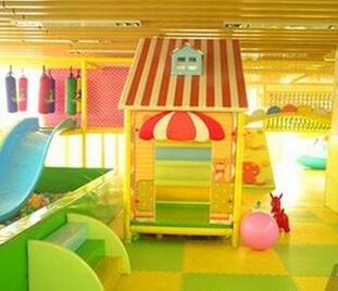卡卡兔儿童乐园加盟图片
