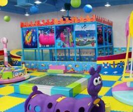 开心大本营儿童乐园加盟图片