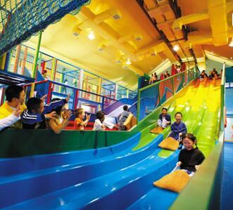 瓯达儿童乐园加盟图片