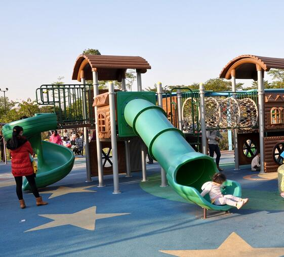 程磊儿童乐园加盟图片