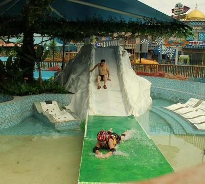 梦幻谷室内儿童乐园加盟图片