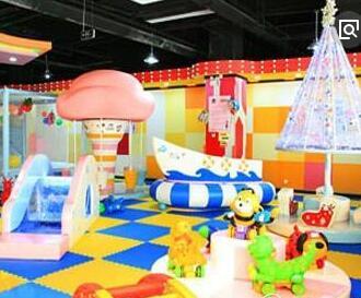 家宝贝儿童乐园加盟图片