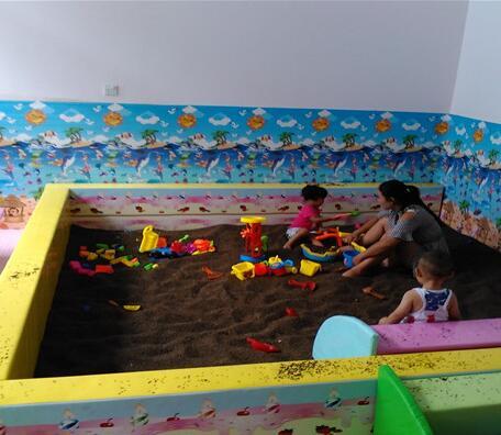 星之乐儿童乐园加盟图片