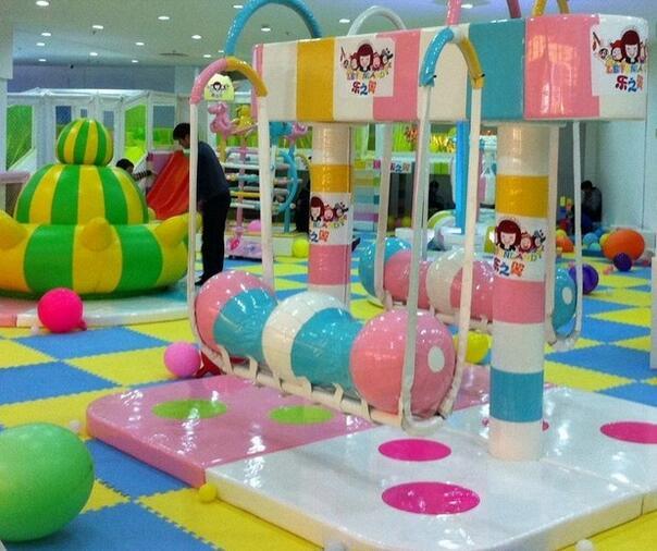 特达儿童乐园加盟图片