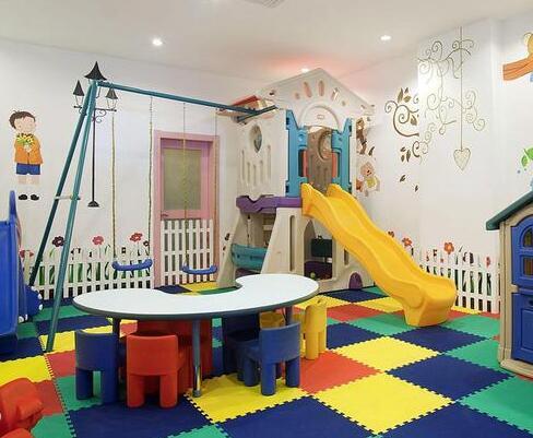 诚远儿童乐园加盟图片