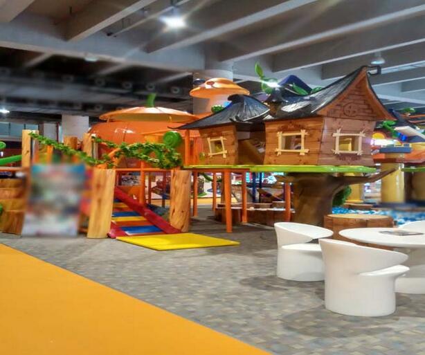 博雅教儿童乐园加盟图片