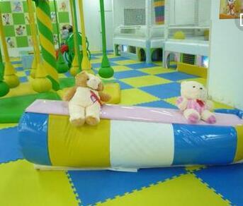 开心哈尼儿童乐园加盟图片