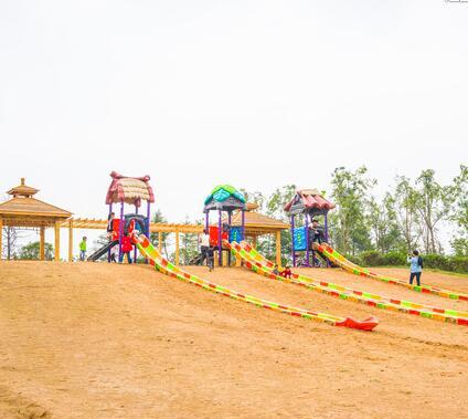 美达儿童乐园加盟图片