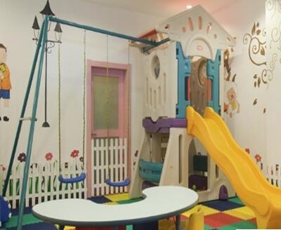 良树宝贝儿童乐园加盟图片