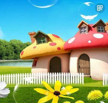 趣味王国儿童乐园加盟图片