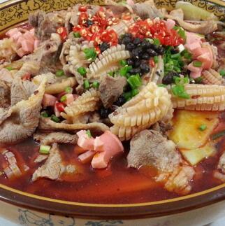 小龙坎冒菜加盟图片