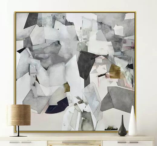 晶工装饰画加盟图片